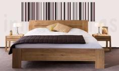 dormitorio marron codigo de barras marca de agua