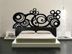 futón con circulos marca de agua