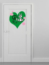 puerta paz