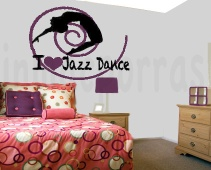 I love Jazz Dance