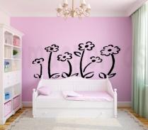 Viste tu dormitorio con flores
