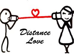 Amor en la distancia