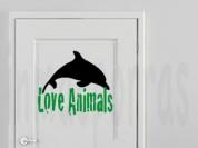 Amo a todos los animales
