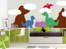 curato-chicos-verde-con-dinosaurios-marca-agua